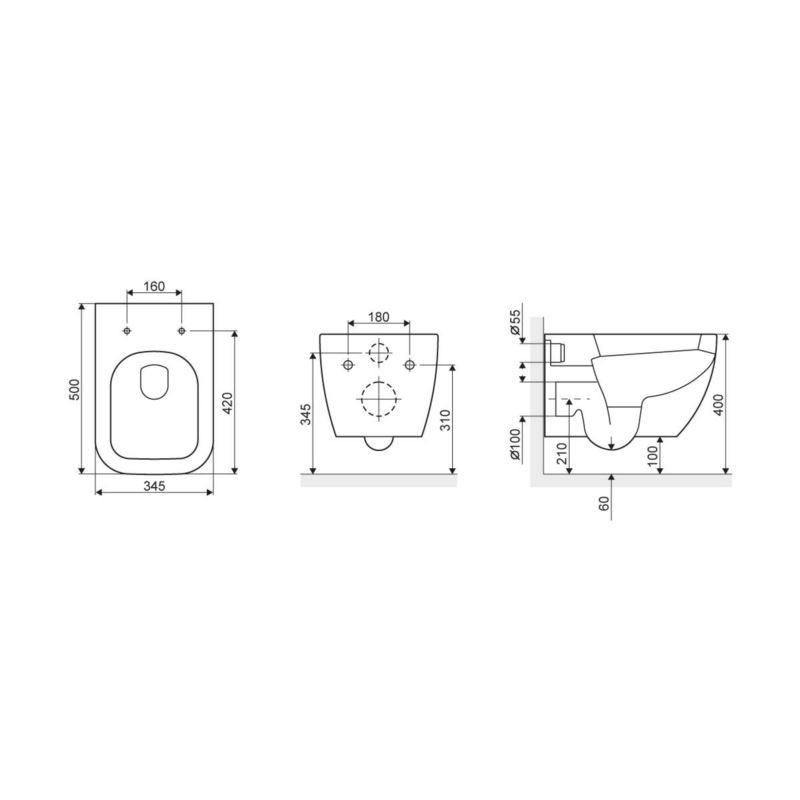 grzejnik stalowy VEHA V22 30x200